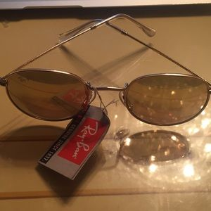 Round Ray-ban style